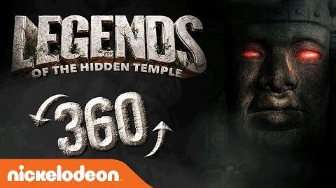 Legends of the Hidden Temple The 360 Experience Nick