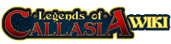 Legends of Callasia Wikia