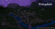 Ponydale - Map