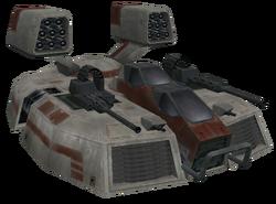 TankRebel Combat Tank