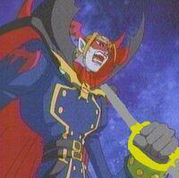 Myotismon ready keyblade