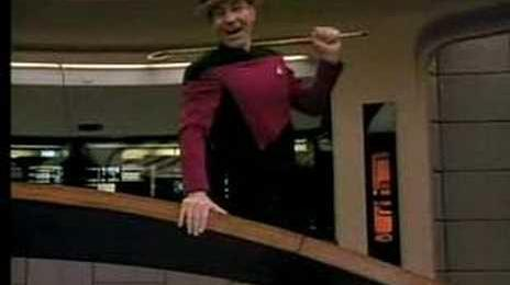 Picard song & dance