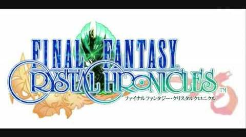Final Fantasy Crystal Chronicles Music - Echo of Memories