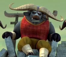 Temutai kung fu panda legends of awesomeness