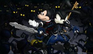 Keyblade masters by nuckerbar-d37sirp