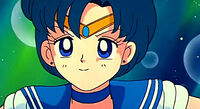 Sailor mercury appear