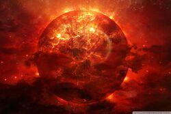 Burning sun 2-wallpaper-960x640