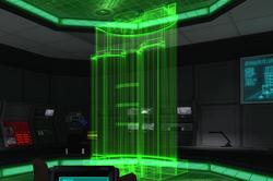 Phoenix Building Hologram (Nightfire)