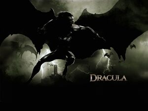 Dracula hell beast full view