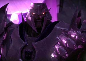 Megatron it will all be mine