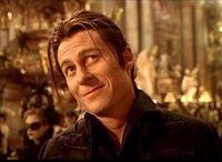 Dracula smirk