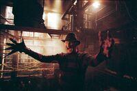 Freddy gimme a hug