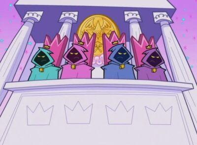 The Fairy Council