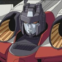 Starscream disgusted