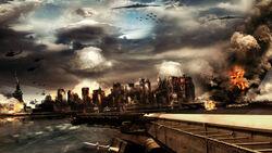 Devastation-of-war-wallpaper-background