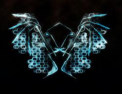 New tech logo background by deadlygoalie83