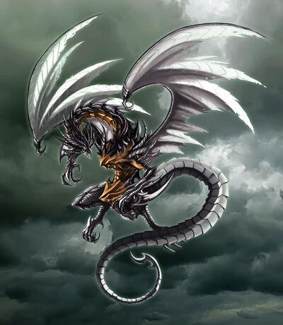 Hailfire Dragon Chaotora