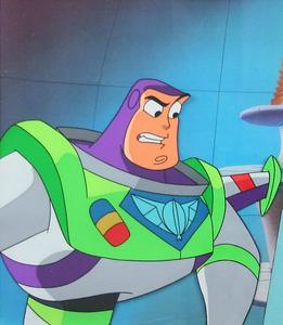 Buzz found something