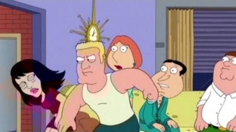 'Family Guy' under fire for abuse episode