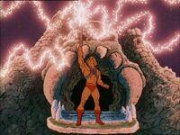 He-man by the power of grayskull