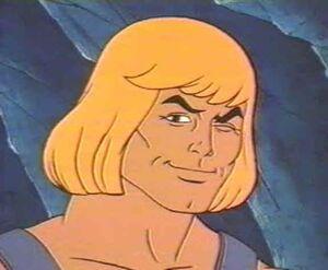 He-man wink