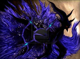 Shadow Arceus 2 Ghost form by Kurotsuki Tenchi