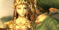 Link and zelda talk