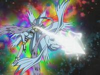Angewomon ready celestial arrow