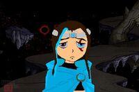 FrostAngel sad