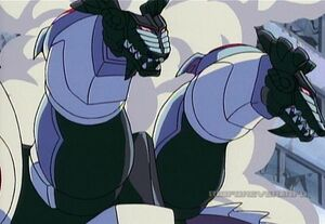 Galvatron two headed dragon
