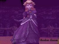 Shadow Queen Peach by silverXale