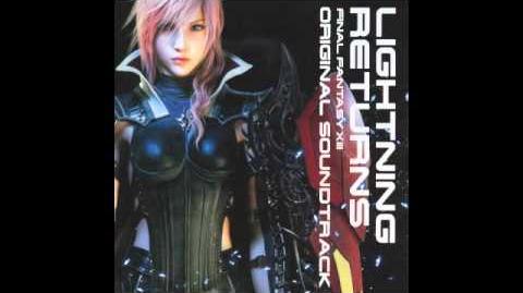 4-11 Claire Farron - Lightning Returns Final Fantasy XIII Soundtrack