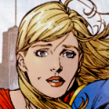 Supergirl slight sad