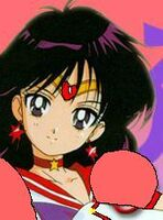 Sailor mars eternal