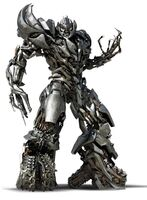 Megatron second film