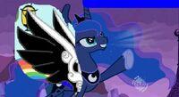 Princess luna power up attack