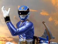 Blue Megaforce Ranger