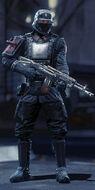 Deathshead's Commando