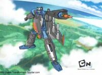 Thundercracker attack