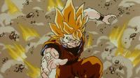 Goku charge