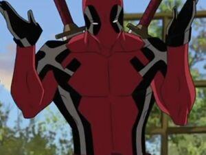 Deadpool oh well