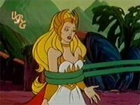 She-ra caught