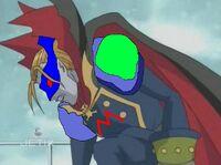 Myotismon who did it super