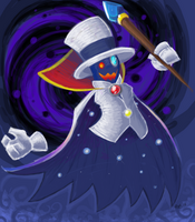 Count bleck void