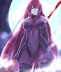 Scathach fate grand order and fate series drawn by iwanaga tm 7ac70ccdc0b805892824f58a08cd5476