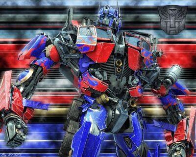 Optimus pose