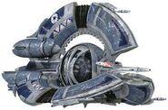 Revolunceamt-nave-separatist-d-fighter-star-wars-guerra-lacrado MLB-O-76114770 3431
