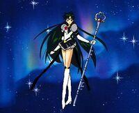 Sailor pluto pose eternal