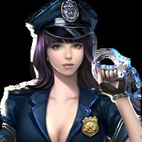 Police Officer Kaguya
