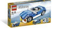 6913 Blue Roadster